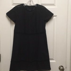 Dress  👗 in Navy,size-0P,,short sleeve